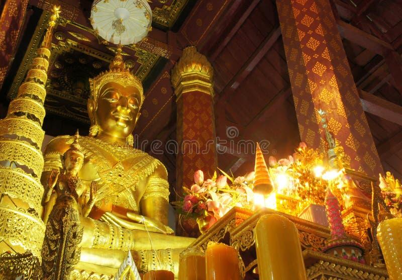 Ayutthaya του Βούδα στοκ εικόνες