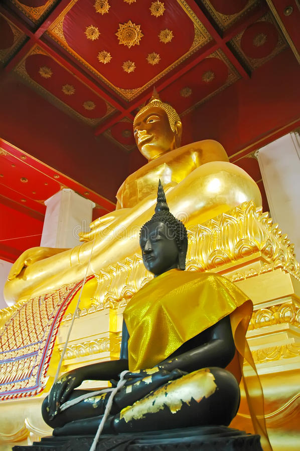 Download Ayutthaya στοκ εικόνες. εικόνα από ηρεμία, ασιατικοί - 13176656