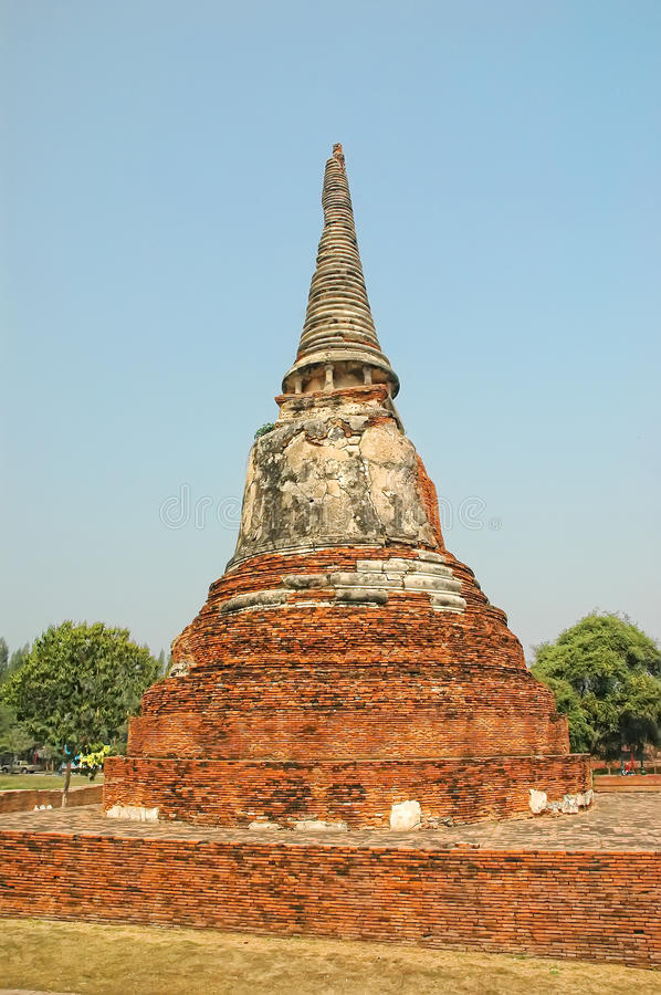 Download Ayutthaya stock photo. Image of landmark, colorful, historic - 14291562