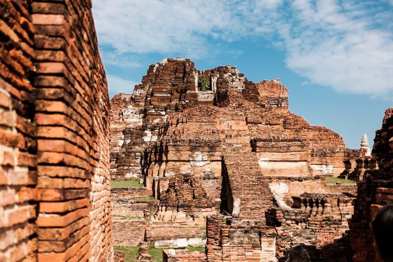 Ayutthaya obrazy stock