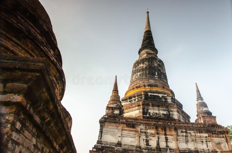 Ayutthaya foto de archivo