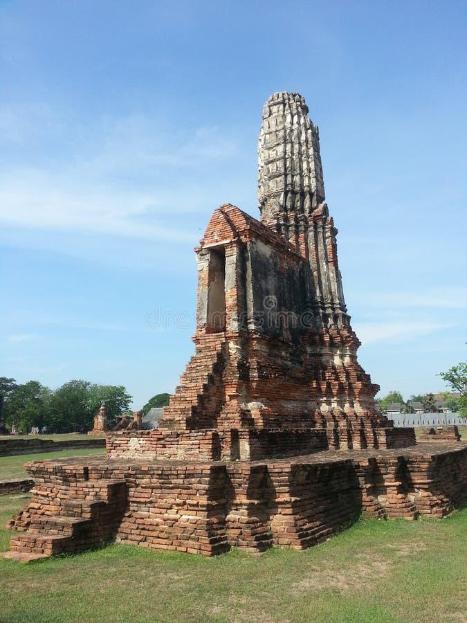 Ayutthaya stockbilder