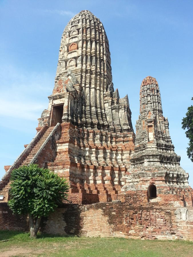 Ayutthaya lizenzfreie stockfotografie