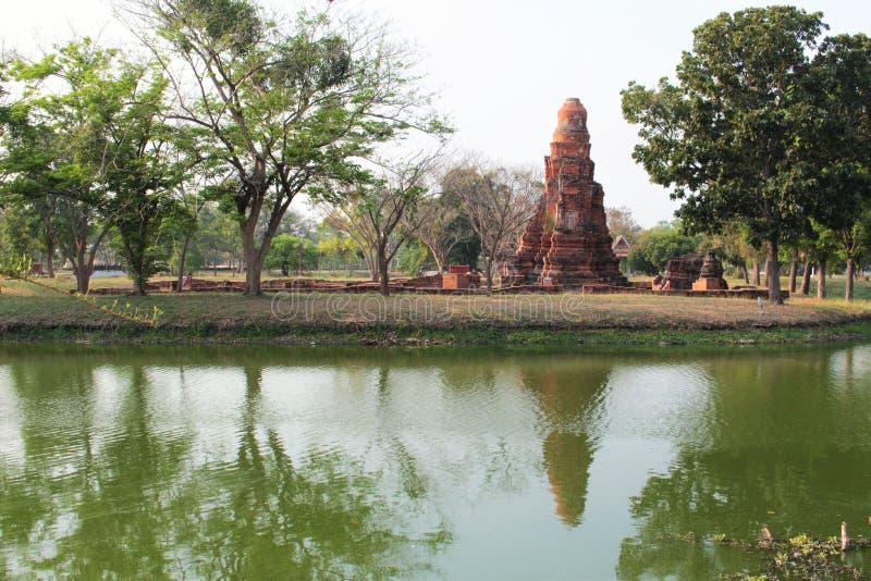 Ayutthaya στοκ εικόνες με δικαίωμα ελεύθερης χρήσης