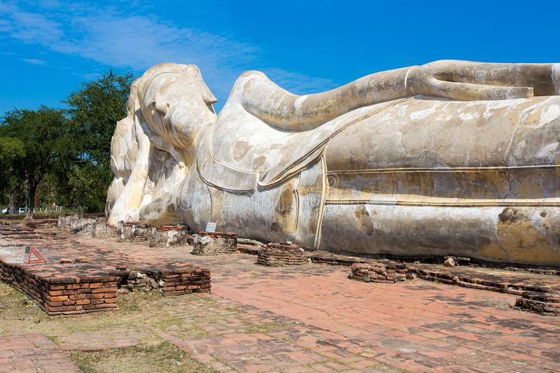 Ayutthaya ancient capital of thailand. Ruins and archaeological park tailand stock photos