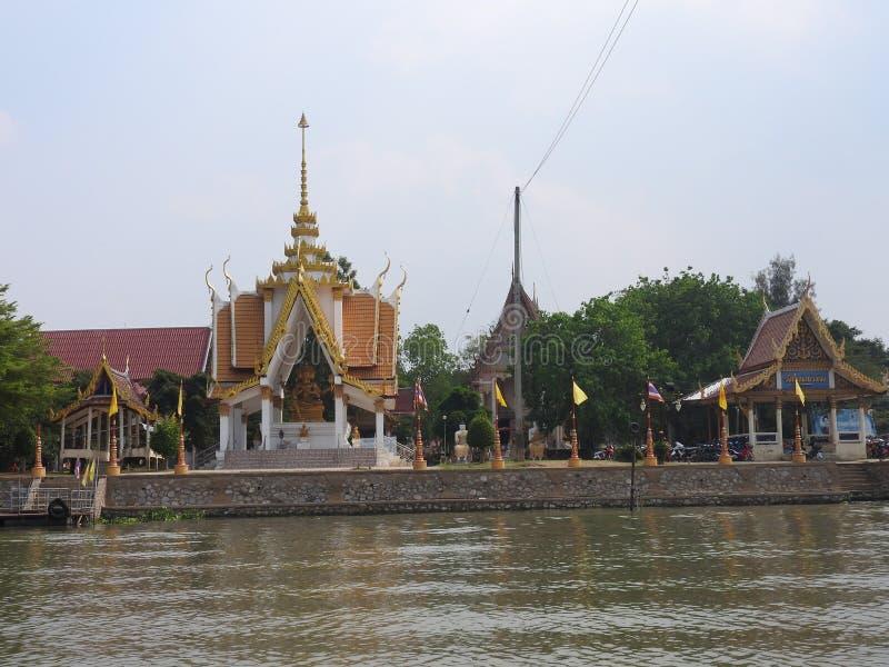 Ayutthaya capital of the Kingdom of Siam royalty free stock photos