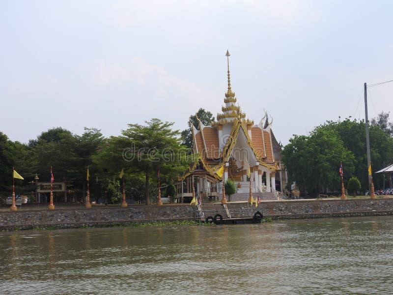 Ayutthaya capital of the Kingdom of Siam stock image