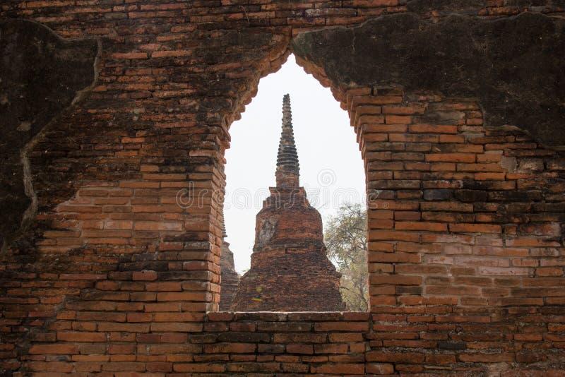 Ayutthaya, Tailândia fotos de stock
