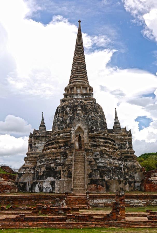 Ayutthaya, Tailandia foto de archivo