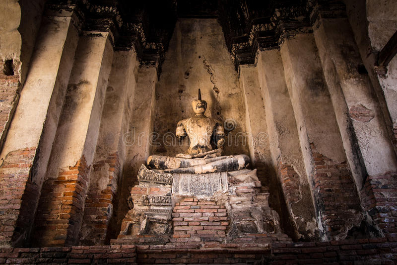 Ayutthaya, Tailandia, imagen de archivo libre de regalías