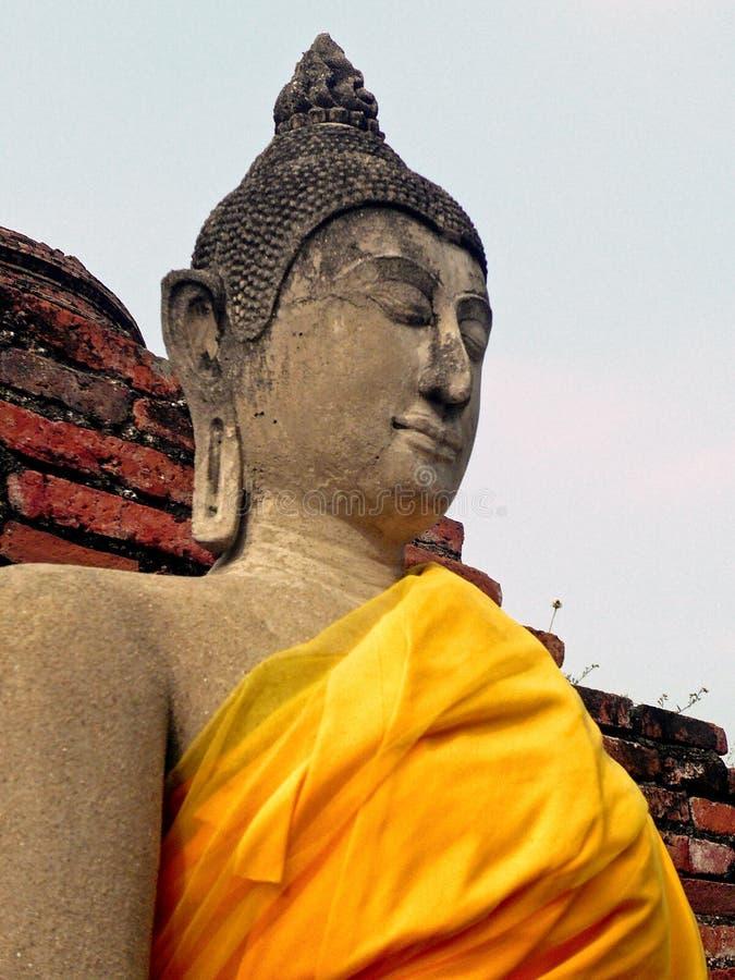 Ayutthaya, Thailand stock fotografie
