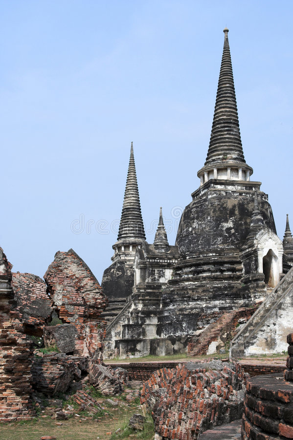 Download Ayutthaya Thailand stock image. Image of locations, asian - 2327593
