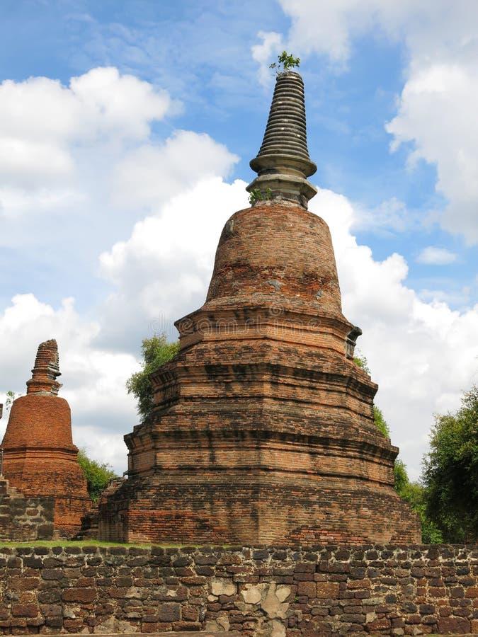 Ayutthaya, Thailand stock afbeeldingen