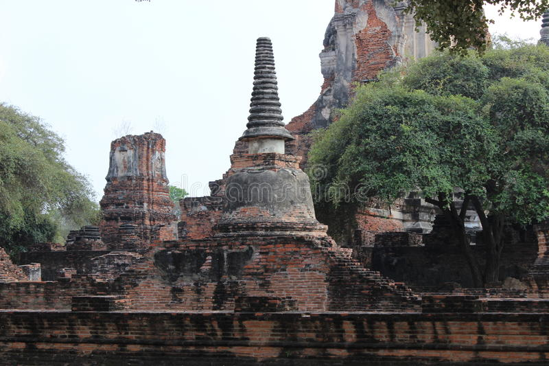 Ayutthaya Thailand stock image
