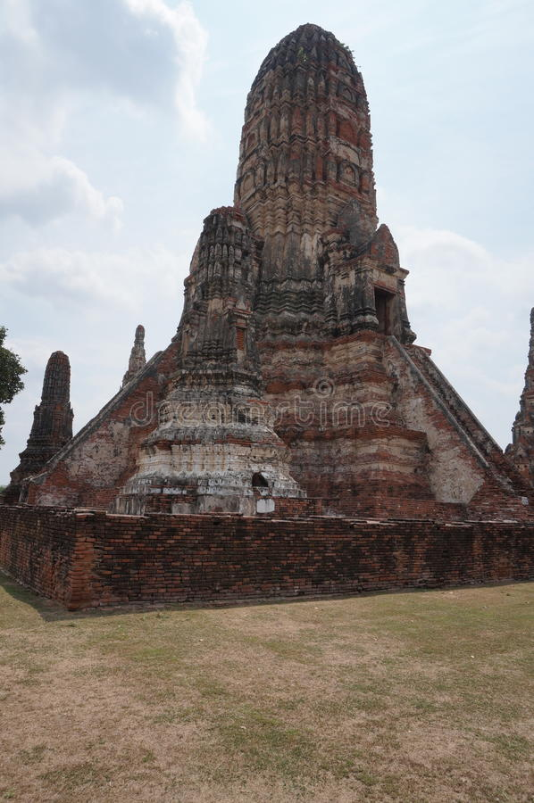 Ayutthaya World Heritage Site Bangkok stock photo