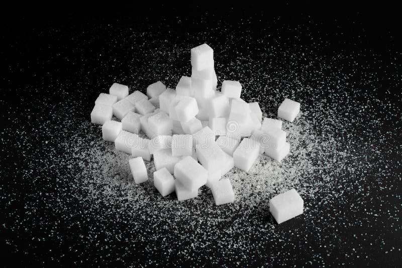 azúcar foto de archivo