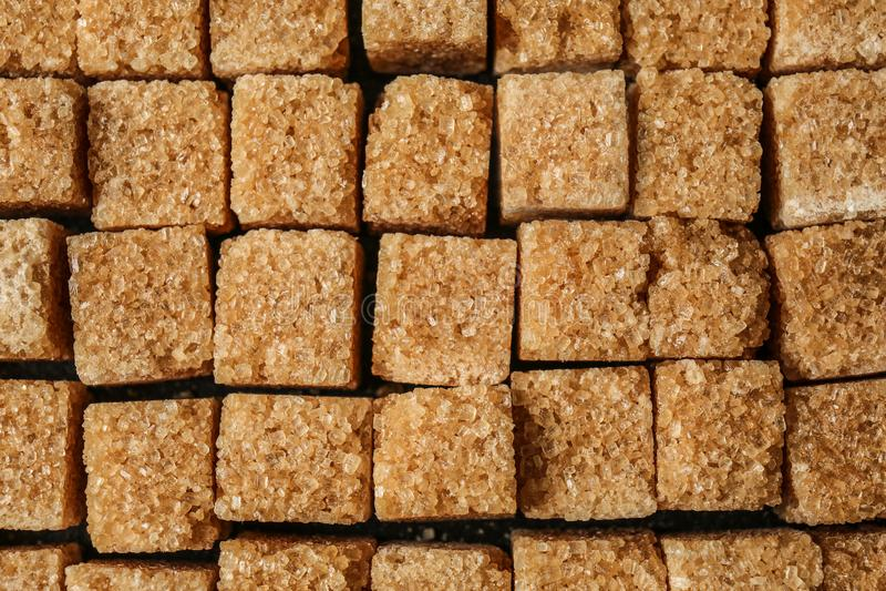 Azúcar de Brown, primer imagenes de archivo