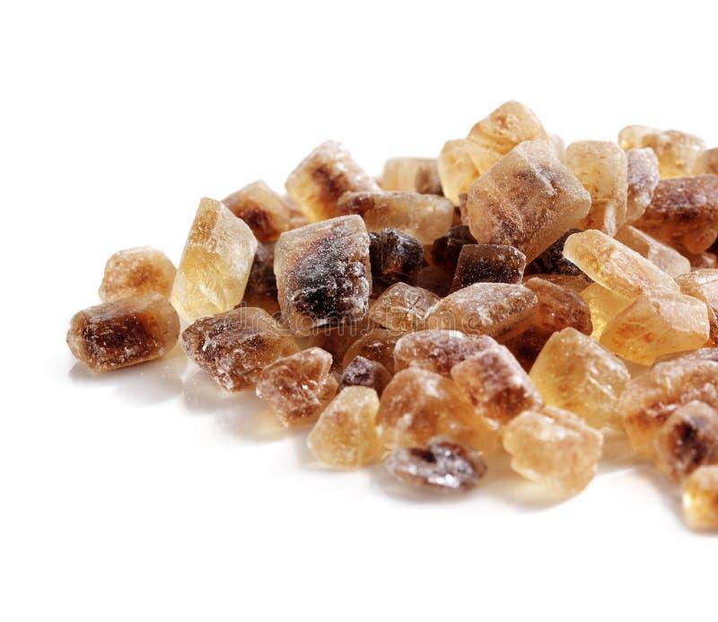 Azúcar de Candi imagenes de archivo