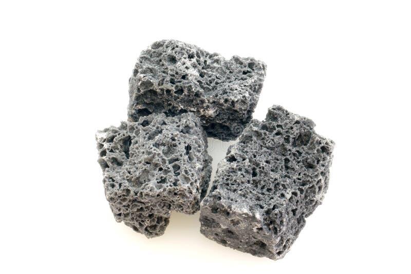 Azúcar del carbono foto de archivo libre de regalías