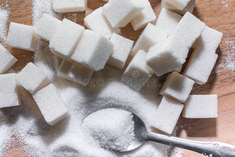 Azúcar 9 foto de archivo libre de regalías