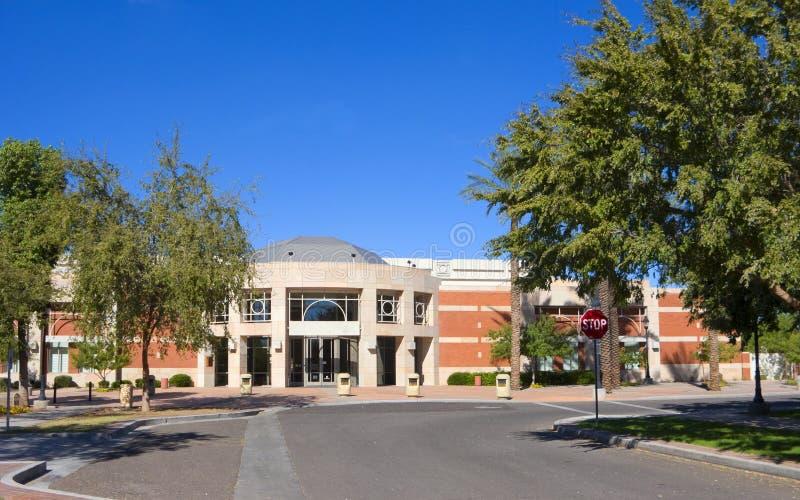 az glendale centrum obywatelski zdjęcia royalty free