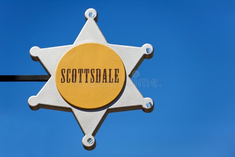 az scottsdale royaltyfria bilder
