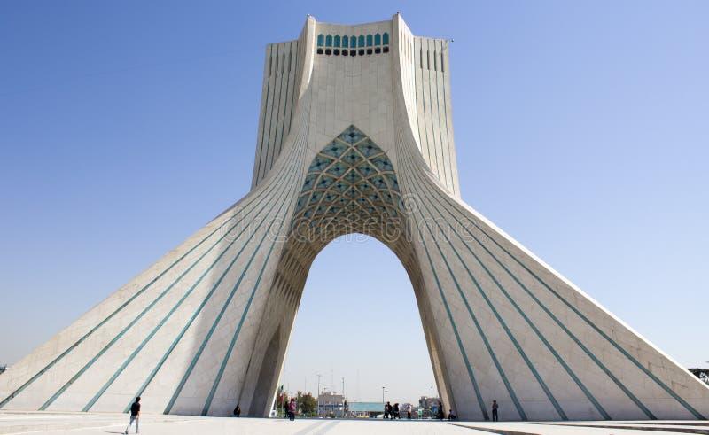 Download Azadi Tower Stock Photo. Image Of Tourist, Irani, Tehran   39466326