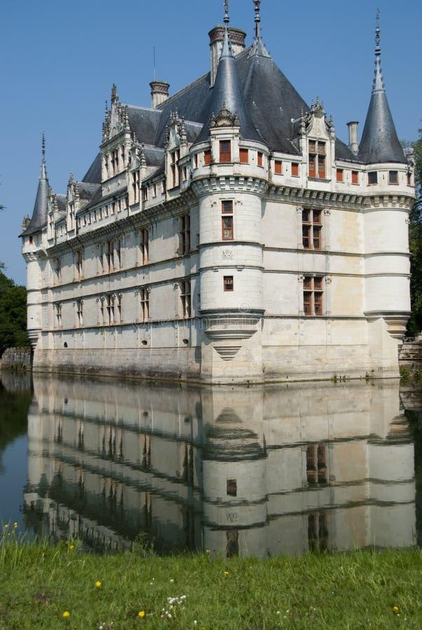 Download Azay Le Rideau Chateau Stock Photos - Image: 19479863