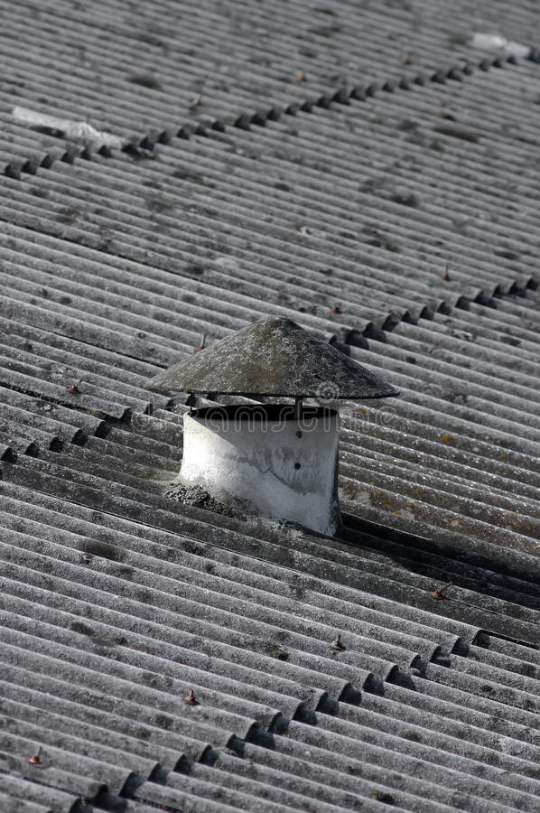 Azbest zdjęcia royalty free
