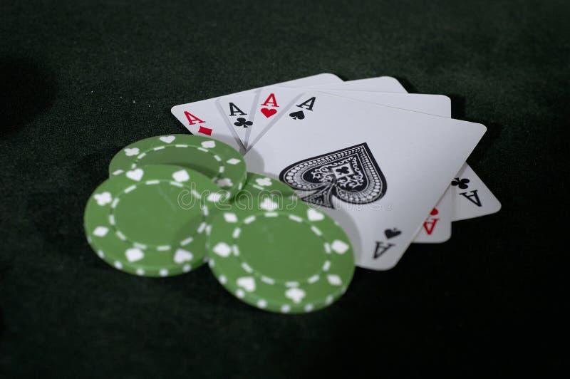 Azen En Greens Royalty-vrije Stock Afbeelding
