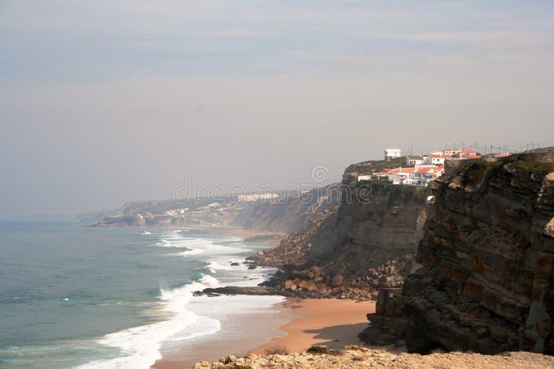 azenhas повреждают Португалию стоковые фото