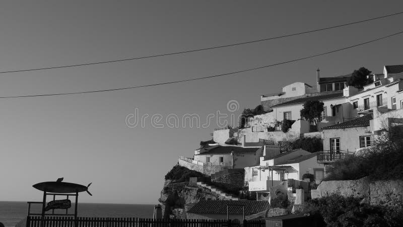 Azenhas troublent, Sintra, Portugal photos stock