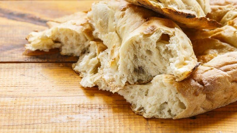 Azerbaijani bread Tyandir royalty free stock photography