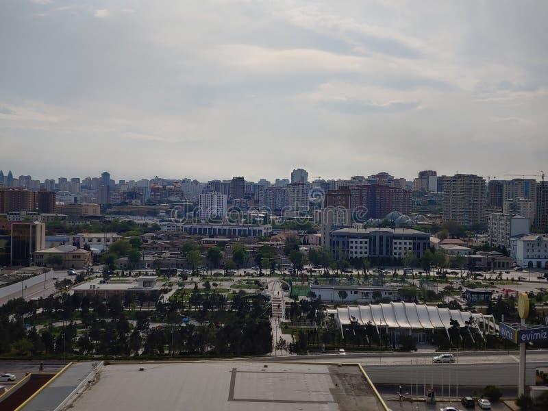 Azerbajian, Baku obraz royalty free