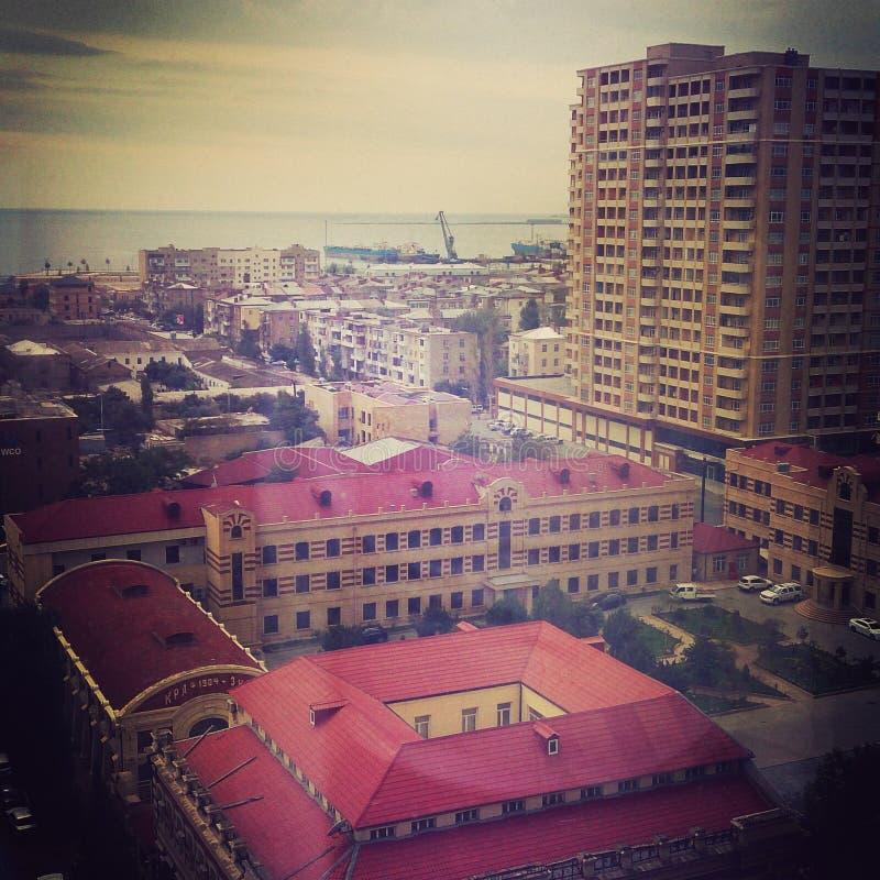 Azerbejdżan, Baku, fotografia stock