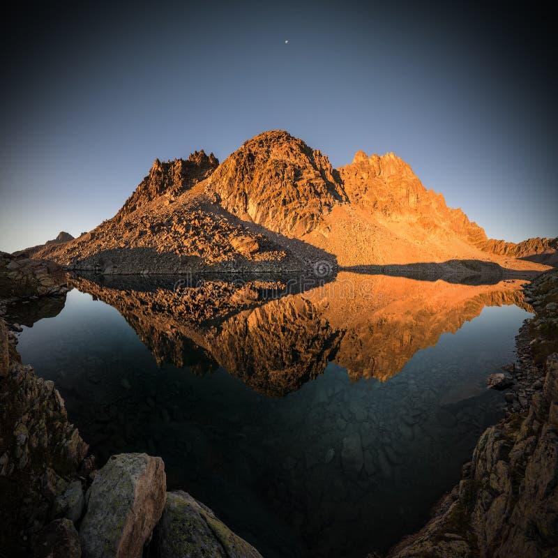 The Azgeck Lake 2 stock photography