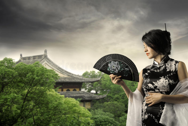 Azië Stock Fotografie