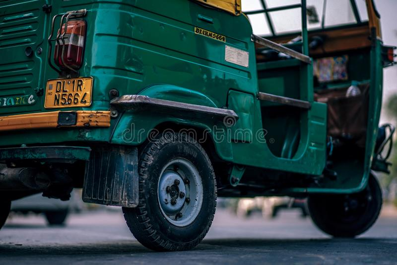 Azië, Aziaat, Auto, Bus stock foto's