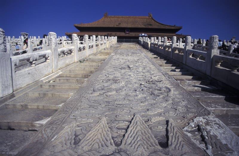 AZIË CHINA PEKING stock afbeeldingen