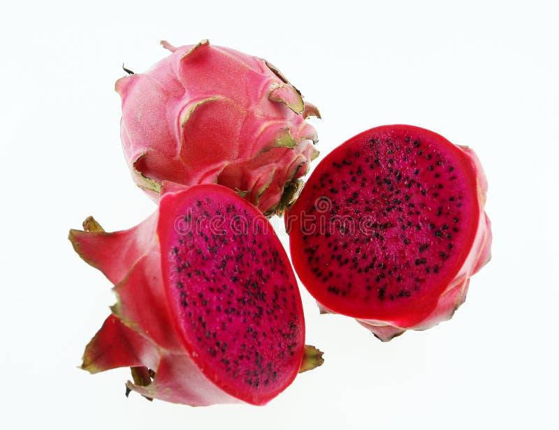 Azië dragonfruit stock afbeelding