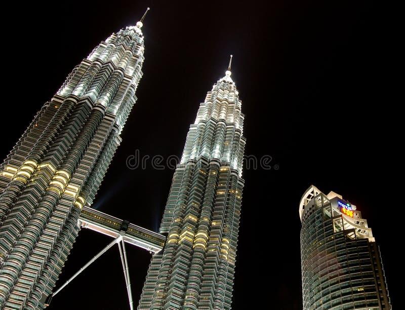 Azia Maleisie吉隆坡 免版税库存图片