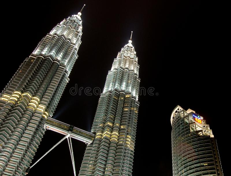 Azia Maleisie Kuala Lumpur immagine stock libera da diritti