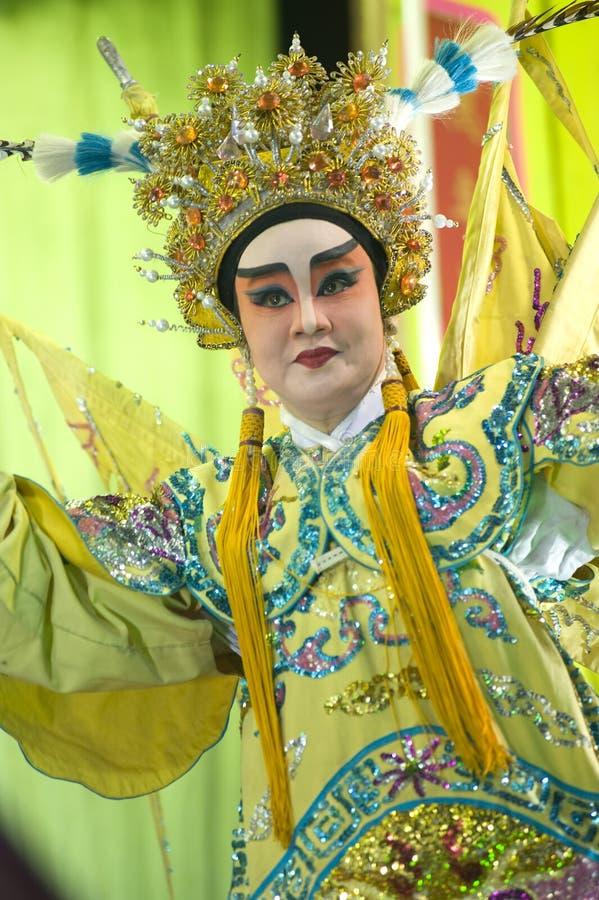 Aziatisch Chinees theater royalty-vrije stock afbeelding