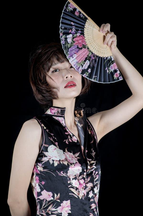 Aziatisch Meisje stock foto