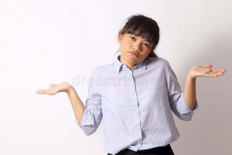 Aziatisch Meisje royalty-vrije stock afbeeldingen