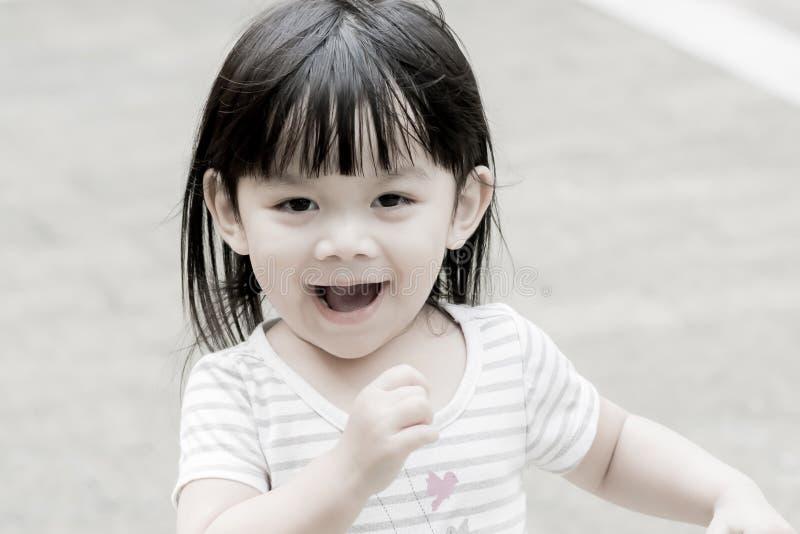 Aziatisch meisje i stock foto's