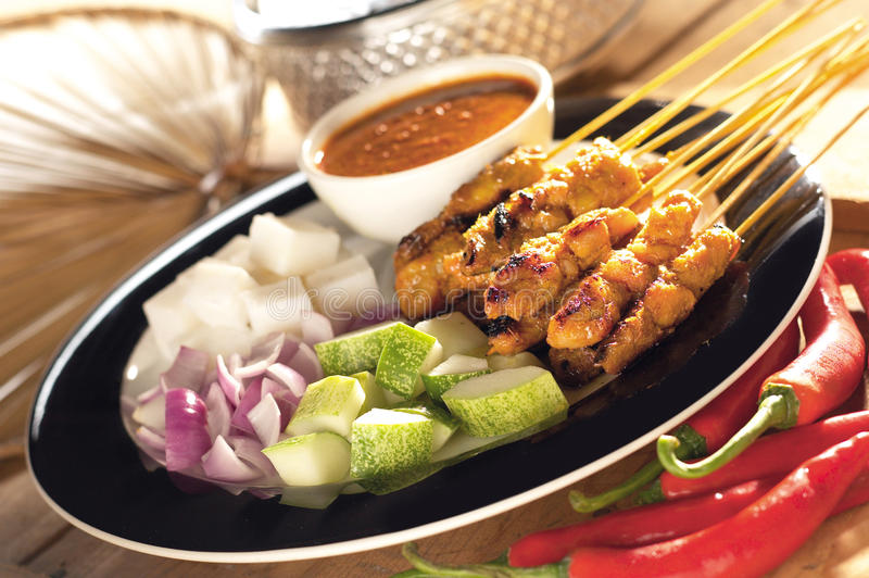 Aziatische food13 royalty-vrije stock foto's