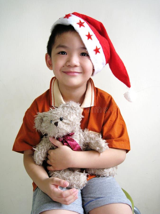 Aziatische jongen royalty-vrije stock afbeelding