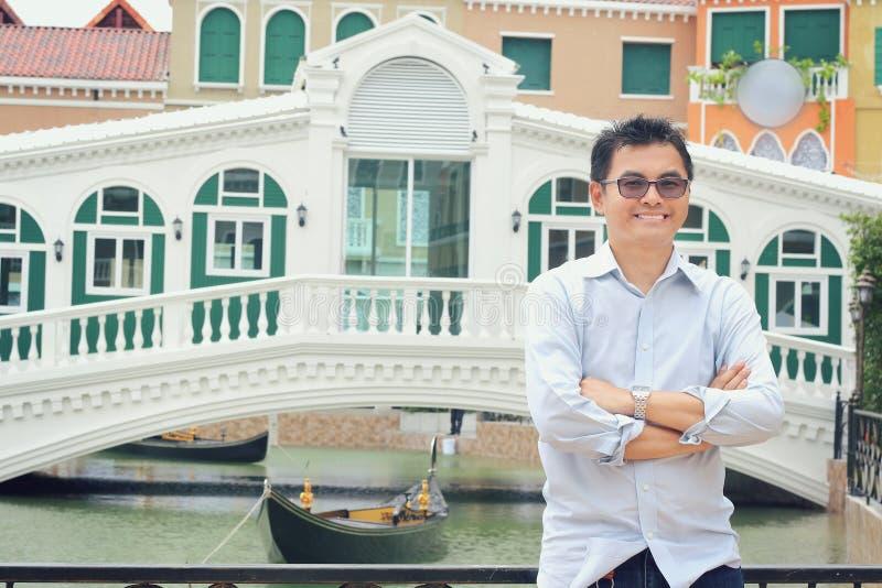 Aziatische Levensstijl royalty-vrije stock afbeeldingen