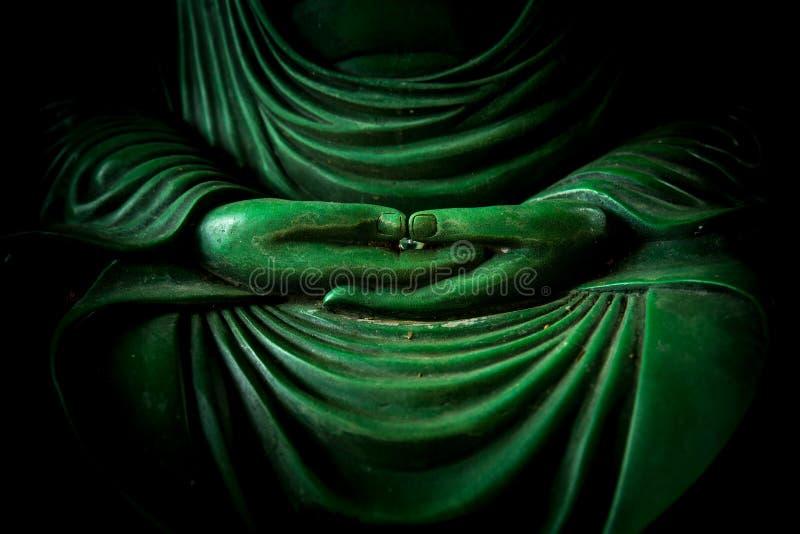 Aziatische manieren van Vrede en Meditatie in Tao en Zen stock afbeeldingen